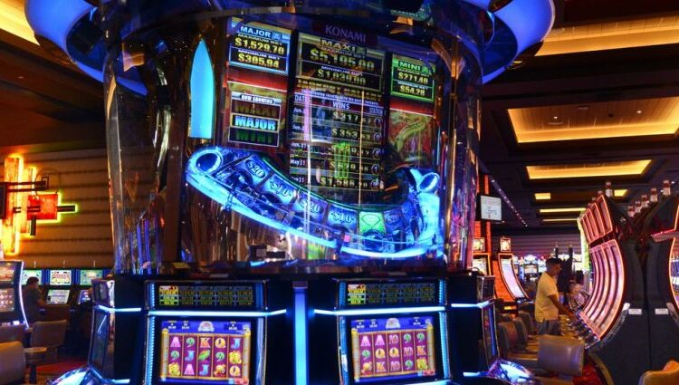 The United States on-line casino