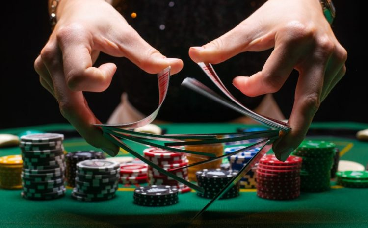 Five Key Techniques The pros Use For Casino