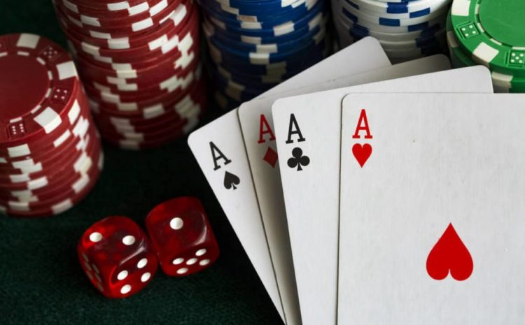 Tips To Reinvent Your Online Casino And Win