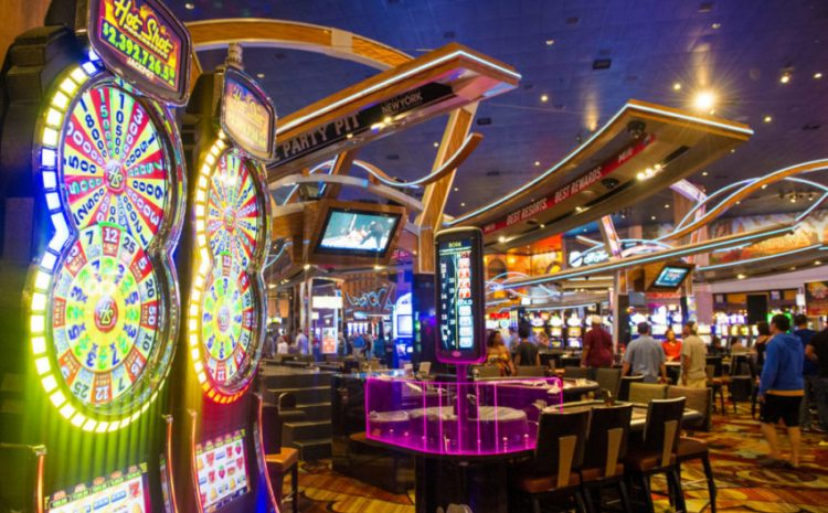 Untapped Gold Mine Of Casino That Nearly Nobody Is aware of About