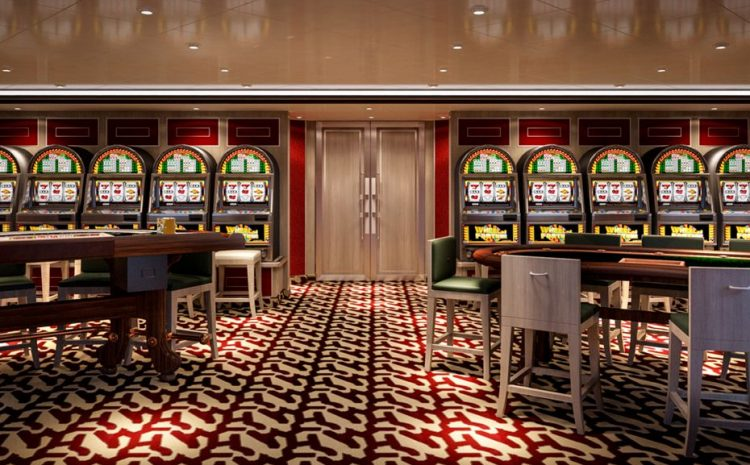 Five Ways to Make Your Casino Easier