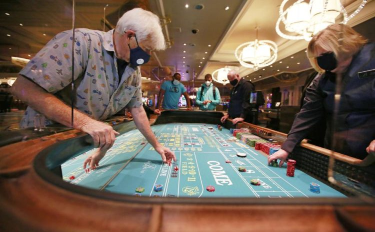 The Great, The Dangerous And Casino